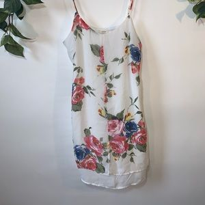 Poetry floral dress